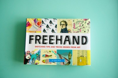 freehand. in the flesh.30.12.2013